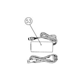 REPUESTOS ATADORA KAMIKAZE: KV3R02 CARGADOR KV3 Válidos para: KV3 Contenido: ARNÉS DE BATERÍA KV3