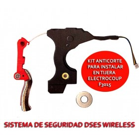 SISTEMA WIRELESS DE SEGURIDAD ANTICORTE PARA TIJERAS DE PODA
