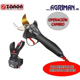 "ZANON SHARK ZS-50 + batería DRIVE 600 ""DEMO"""