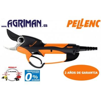 TIJERA ÁRBOLES PELLENC PRUNION 250. 2 AÑOS GARANTIA AGRIMAN