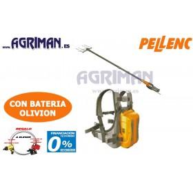 VAREADORA OLIVION P230 PELLENC con batería OLIVION+ AGRIMAN