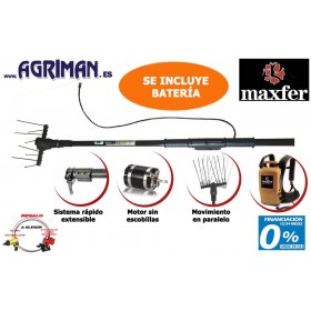 Palmeador Basic MX2000 Plus AGRIMAN
