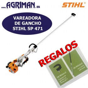 VAREADORA DE GANCHO STIHL SP 471 AGRIMAN