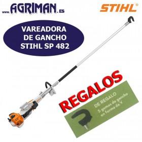 VAREADOR DE GANCHO STIHL SP 482 AGRIMAN