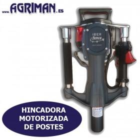 HINCADORA MOTORIZADA DE POSTES AGRIMAN