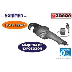 ATADORA ZANON ZL600 EXPOSICIÓN