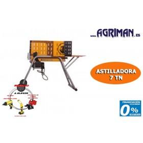 ASTILLADORA BENZA BHS752 AGRIMAN