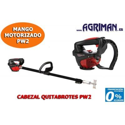 CABEZAL QUITABROTES PARA PW2 AGRIMAN