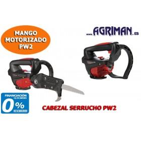 CABEZAL SERRUCHO PW2 AGRIMAN