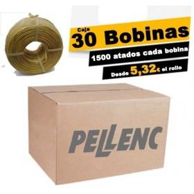 Caja de 30 Bobinas PELLENC original de acero INOX