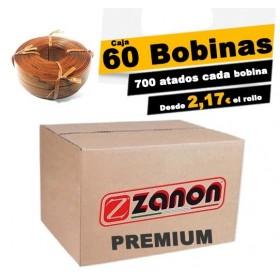 Caja de 60 Bobinas hilo Zanon Compatible 90m. PREMIUM