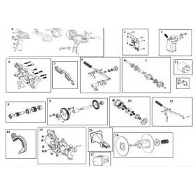 REPUESTOS ATADORA ARVIPO/BAHCO: 30020119014 MOTOR SIN ESCOBILLAS Válidos para: TM-20 / BCL40IB Contenido: MOTOR SIN ESCOBILLAS