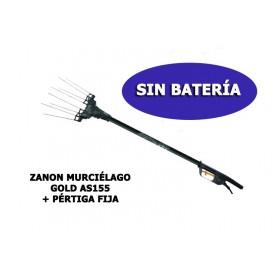 VAREADORA ZANON MURCIELAGO GOLD AS155  pértiga fija (NO INCLUYE BATERÍA)