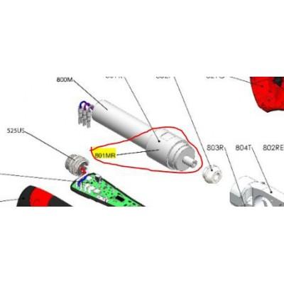 REPUESTOS TIJERA PODA ELÉCTRICA ELECTROCUP: 801MR MOTOREDUCTOR F3015 Válidos para: F3015 Contenido: MOTOREDUCTOR