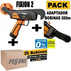 ATADORA FIXION 2+CAJA DE 30...