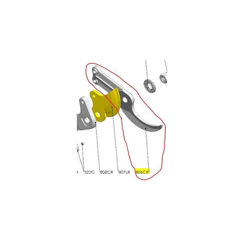 REPUESTOS TIJERA PODA ELÉCTRICA ELECTROCUP: 806CR MACHO MAXI F3015 Válidos para: F3015(KIT MAXI)