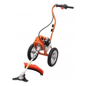 desbrozadora MGD de ruedas con mango único 43cc