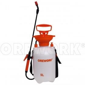 pulverizador manual orework 5l