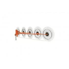 RASTRILLOS DE SOLES 5 DISCOS 330-350 Mm Referencia: ESRAST05MZ-6B