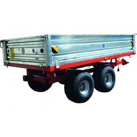 REMOLQUES BASCULANTES 2500 KG (4 RUEDAS)1400 ES70903