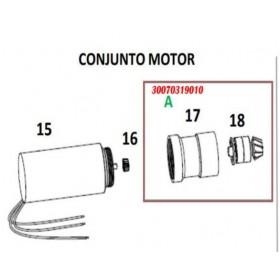 REDUCTORA COMPLETA MAS PIÑON PARA TIJERA PS37/EC50/ EPR137 (ref:30070319010)