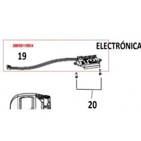 PLACA LCD PARA TIJERA PS32/PS37/ EPR132/EPR137 (ref:30050119034)