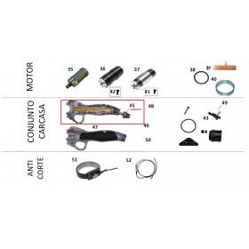 CONECTOR+CABLES+ RÓTULA PARA TIJERA PS110 (ref:12400511004)