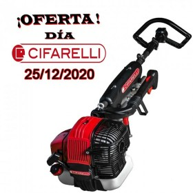 VIBRADOR A GASOLINA CIFARELLI SC605 ESPECIAL DIA CIFARELLI