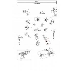 MOTOR PARA ATADORA KV4 (ref:KV4R41)