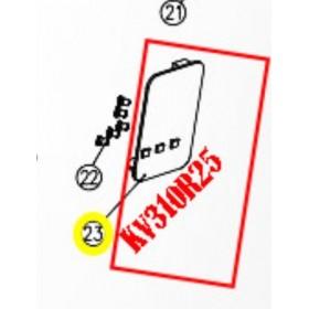 CIRCUITO DE CONTROL TIJERA KAMIKAZE KV310 (ref: KV310R25)