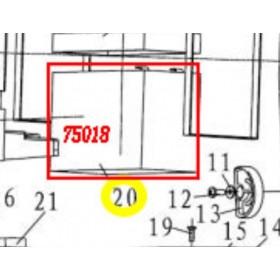 BATERIA FP12-7 SLA 151X65X99 KSP18D KURIL