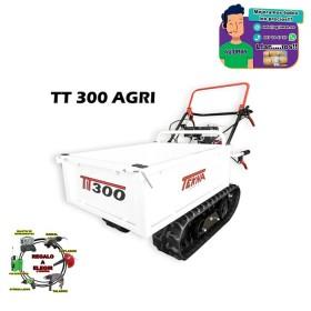 CARRETILLA DE ORUGAS TT300 AGRI TEKNA