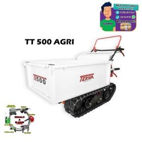 CARRETILLA DE ORUGAS TT500 AGRI TEKNA