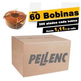 CAJA DE 60 BOBINAS PELLENC ORIGINAL 60m